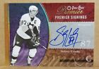2009 10 OPC O-Pee-Chee Premier Signings Sidney Crosby Auto 15