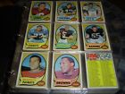 1970 Topps Football Cards 2
