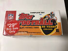 2005 Topps Football Complete Factory Sealed Set 440 Cards Aaron Rogers Rookie