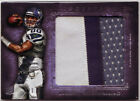 2012 TOPPS INCEPTION RUSSELL WILSON 1 1 SEAHAWKS RC RARE!!! JUMBO PATCH KILLER!
