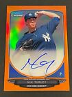 2013 Topps Tier One Baseball Hot List 50