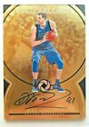 2017-18 Panini Opulence DIRK NOWITZKI Gold Records On Card Autograph #1 10!