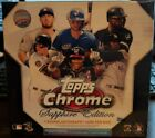 2020 Topps Chrome SAPPHIRE Edition Hobby Box Online Exclusive - SEALED