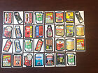 1975 Topps Wacky Packages 15th SeriesLot of 27 Stickers