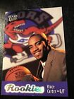 Vince Carter Cards and Autographed Memorabilia Guide 32