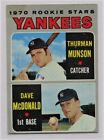 Top 10 Thurman Munson Baseball Cards 17