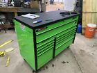 11 drawer Snap On Tool Box EXTREME GREEN