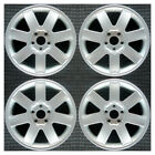 Set 2005 2006 2007 Ford 500 FreeStyle OEM Factory 17 OE Silver Wheels Rims 3572