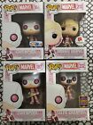 2017 Funko Pop Gwenpool Vinyl Figures 7