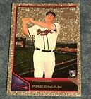 2011 TOPPS LINEAGE DIAMOND ANNIVERSARY FREDDIE FREEMAN RC ROOKIE CARD #146