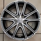 OEM Kia Soul 18x75 Factory OEM Rim Wheel Silver Machined 74762 2017 2019