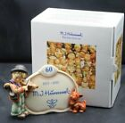Hummel Display Plaque Puppy Love 1935-1995 60 Years 767 TMK-7 With Box