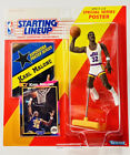 1992 Starting Lineup Karl Malone Slu Poster Card Figure Very Nice Condition