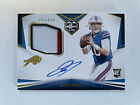 2020 Panini Limited Jake Fromm Rookie RC RPA Auto On Card 2 Color Patch 141 149