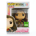 Funko POP! DC Heroes - Wonder Woman WW84 ECCC 2021 Exclusive With Soft Protector