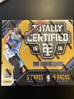 2015-16 Panini Totally Certified Basketball Sealed Hobby Box
