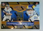 2020 Plates And Patches Football Hobby Box Factory Sealed