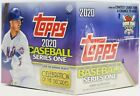 2020 Topps Series 1 S1 Factory Sealed Jumbo Box