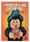 2018 Topps GPK Wacky Packages Valentine's Day Trading Cards 13