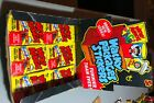 Very Rare Wacky Packages Series 11 Box with Nine Yellow unopened Packs - 85 Fold