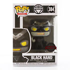 Funko POP! DC Heroes - Black Hand (Black Lantern) Exclusive With Soft Protector