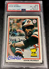 Eddie Murray Cards, Rookie Cards and Autographed Memorabilia Guide 32