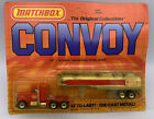 Vintage Matchbox 1983 Convoy Peterbilt Petrol Tanker Getty