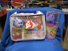 CLUBBY IV & BEANIE BABY COLLECTOR CASE FOR 1 MONEY