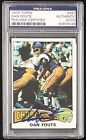 1975 Topps DAN FOUTS #367 PSA DNA Auto Certified Authentic Autograph Rookie RC