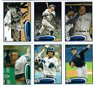 2012 Topps Update Series Baseball Variations and Short Prints Guide 38