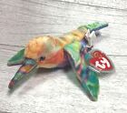 Nectar Hummingbird 8th Generation 2000 Retired Ty Beanie Baby Collectible Mint