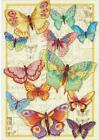 Gold Collection Butterfly Beauty by Dimensions cross stitch kit