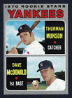 Top 10 Thurman Munson Baseball Cards 24