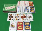 Twin Set Old Vintage KZWP Non Standard BIRTH OF MOTORIZATION Playing Cards CARS