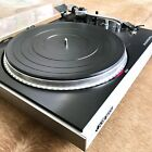 Vintage 1978 JVC QL A2 Direct Drive Turntable Stereo Record Player Tested