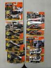 Matchbox Real Working Rigs Case Pack of 8 Cars 2021