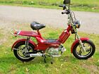 50 cc Gas Powered Moped Red Color Metro Rider Brand New Ships Assembled