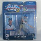 Shawn Green Los Angeles Dodgers MLB Starting Lineup action figure & card Hasbro