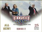 DECISION 2020 SERIES 2 SEALED HOBBY BOX Presell Shipping in 30 Days