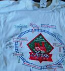 Hallmark Keepsake Ornament 1997 Artists on Tour Shirt 3 XL Signed Frosty Friends