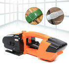 Portable Hot Melt Packing strapping Wrapping Machine Electric fusion baler 110V