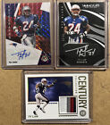 Lot Of 3 TY LAW Cards New England Patriots