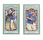 2013 Topps Gypsy Queen Baseball Mini Card Variations Guide 121