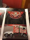 2016 Hot Wheels 30th Collectors Convention CA Thunder Roller Semi Truck 2