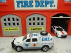 MATCHBOX FIRE DODGE RAM EMT USAR PARAMEDIC CUSTOM UNIT