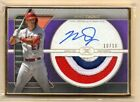 Ultimate Guide to Mike Trout Autograph Cards: 2009 to 2012 48