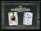2020 Leaf Ultimate Wrestling Hobby Box - 6 cards box - Factory Sealed