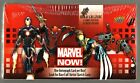 UPPER DECK MARVEL NOW 2014 FACTORY SEALED BOX