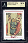 2015 Rittenhouse Avengers: Silver Age Trading Cards 10
