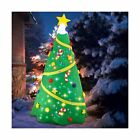 Joiedomi Christmas Inflatable Decoration 8 FT Christmas Tree with Light with